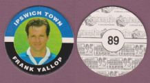 Ipswich Town Frank Yallop Canada
